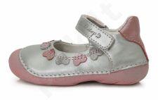 D.D. step sidabriniai batai 19-24 d. 015141u