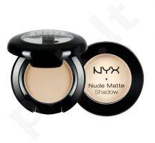 NYX Nude Matte Shadow, kosmetika moterims, 1,5g, (11 Betrayal Trahison)