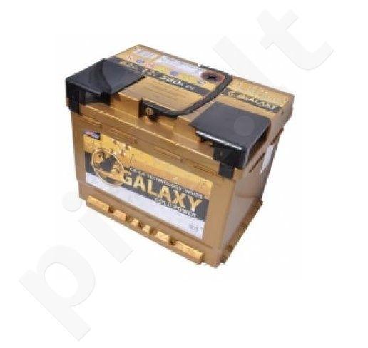 Akumuliatorius AUTOPART 62AH 580A GALAXY GOLD