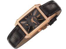 Esprit EL101992F04 Alke Rose Gold Black moteriškas laikrodis