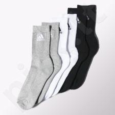 Kojinės Adidas Adicrew 3 poros Z25558