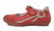 D.D. step raudoni batai 31-36 d. 046605bl