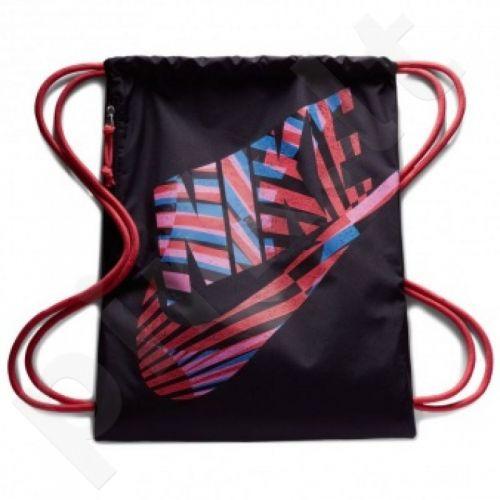Krepšys Nike Heritage Gymsack GFX 1 BA6010-010
