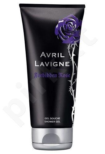 Avril Lavigne Forbidden Rose, 200ml, dušo želė moterims