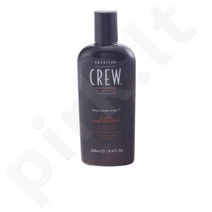 AMERICAN CREW CLASSIC GRAY šampūnas 250 ml vyrams
