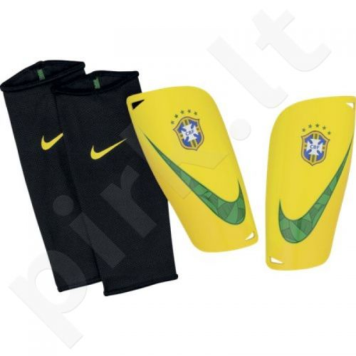 Apsaugos futbolininkams Nike Mercurial Lite Brazil SP0277-773