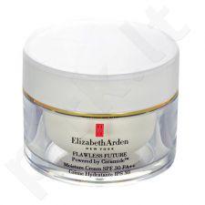 Elizabeth Arden Flawless Future drėkinantis kremas SPF30, kosmetika moterims, 50ml