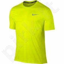 Marškinėliai bėgimui  Nike Dry Miler Top M 833591-702