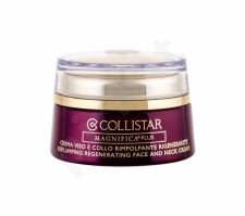 Collistar Magnifica Plus, Replumping Face And Neck, dieninis kremas moterims, 50ml