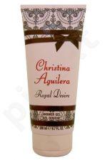 Christina Aguilera Royal Desire, dušo želė moterims, 200ml