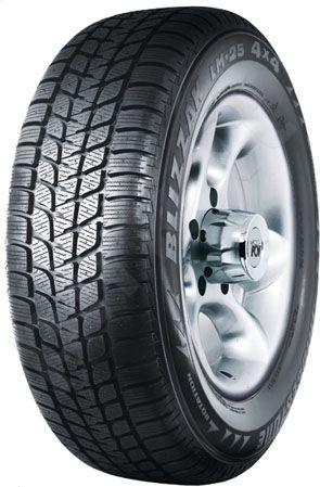 Žieminės Bridgestone Blizzak LM-25 4X4 R19