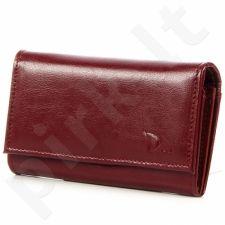 DAN-A P27 bordinė piniginė odinė moterims