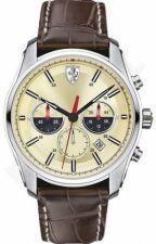 SCUDERIA FERRARI GTB vyriškas laikrodis-chronometras  830199