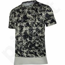 Marškinėliai bėgimui  Nike Breathe Rapid Top M 852169-042