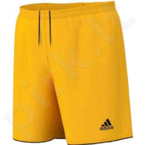 Šortai futbolininkams Adidas Parma II (XXS-S) 742733