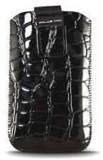 CROCO L-DV0074 universalus dėklas Dolce Vita juodas