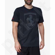 Marškinėliai Puma Ferrari Big Shield Tee M 57120701