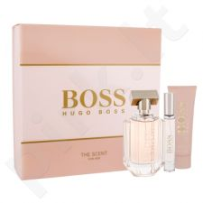 Hugo Boss Boss The Scent For Her rinkinys moterims, (EDP 100 ml + kūno losjonas 50 ml + EDP 7,4 ml)