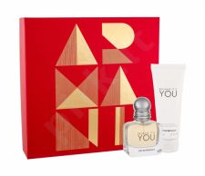 Giorgio Armani Emporio Armani Because It´s You, Eau de Parfum moterims, 30ml
