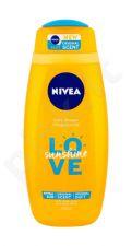 Nivea Love Sunshine, dušo želė moterims, 500ml