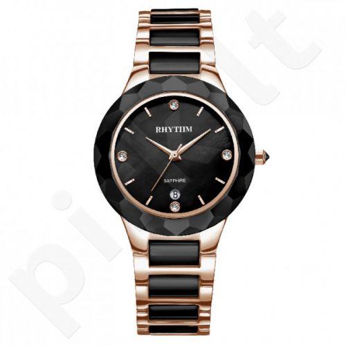 Moteriškas laikrodis Rhythm F1205T05