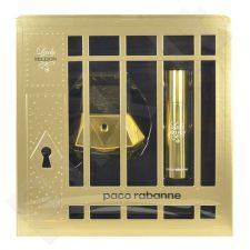 Paco Rabanne Lady Million rinkinys moterims, (EDP 50ml + EDP 10ml)