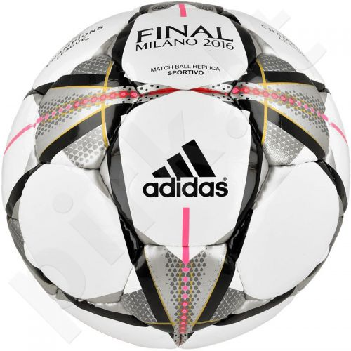 Futbolo kamuolys Adidas Finale Milano Sportivo AC5494