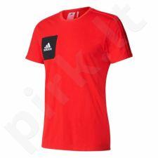 Marškinėliai adidas Tiro 17 Tee M BQ2658