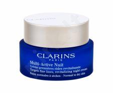 Clarins Multi-Active, naktinis kremas moterims, 50ml
