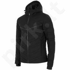 Striukė narciarska 4f M H4Z18-KUMN011 juoda