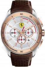 SCUDERIA FERRARI GRAN PREMIO vyriškas laikrodis-chronometras  830190