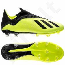 Futbolo bateliai Adidas  X 18.2 FG M DB2180