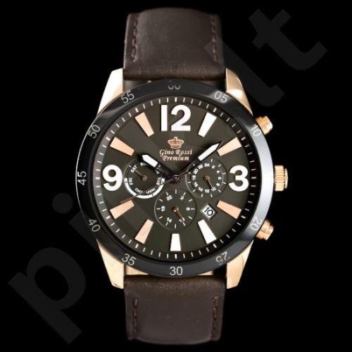 Gino Rossi Premium laikrodis GRS510R