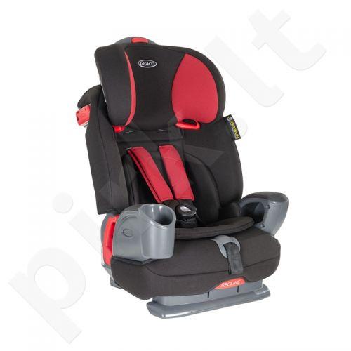Graco Nautilus automobilinė kėdutė (9-36kg) (Diablo)