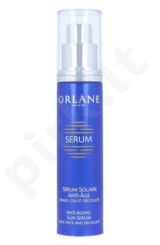 Orlane Anti-Aging Sun serumas, kosmetika moterims, 50ml