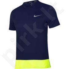 Marškinėliai bėgimui  Nike Breathe Rapid Top M 833608-429