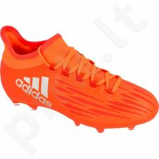 Futbolo bateliai Adidas  x16.1 FG Jr BB3859