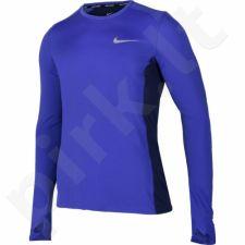 Marškinėliai bėgimui  Nike Miler Top Long-Sleeve M 833593-452