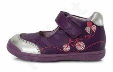 D.D. step violetiniai batai 22-27 d. da031322a