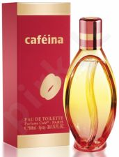 Parfums Café Cafeina, Eau de Toilette moterims, 100ml, (testeris)
