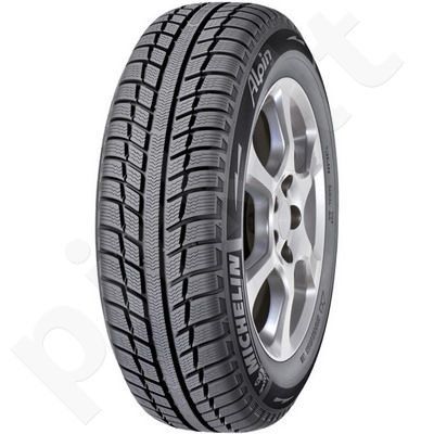 Žieminės Michelin PRIMACY ALPIN PA3 R17
