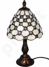 Vitražinė stalinė lempa 83951