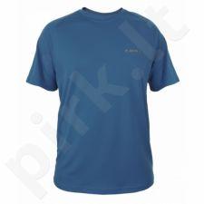 Marškinėliai bėgimui  Hi-TEC Viggo M mėlyna-pilkas