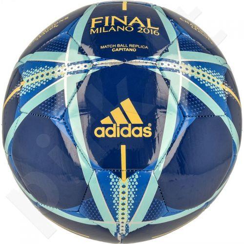 Futbolo kamuolys Adidas Finale Milano Capitano AC5489