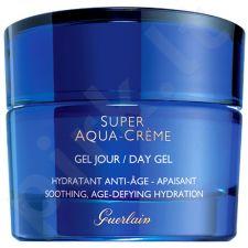Guerlain Super Aqua-Créme Day gelis, kosmetika moterims, 50ml, (testeris)