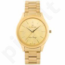 Moteriškas laikrodis Gino Rossi GR11912AG