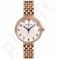 Moteriškas laikrodis Jordan Kerr L1019/RG/WH