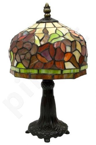 Vitražinė stalinė lempa 62562