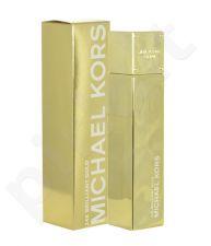 Michael Kors 24K Brilliant Gold, EDP moterims, 100ml