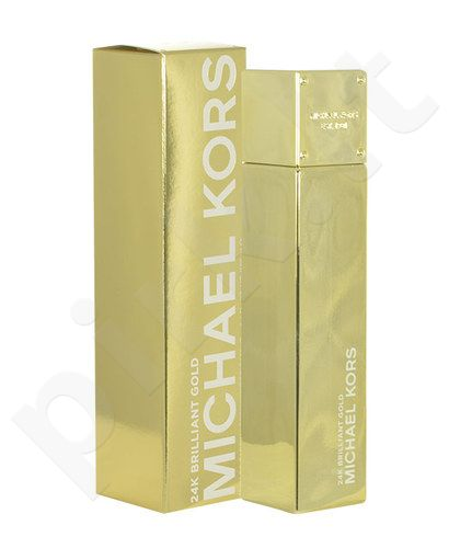 Michael Kors 24K Brilliant Gold, EDP moterims, 100ml